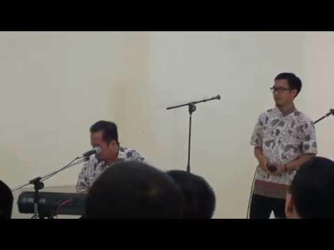 Sesungguhnya raihan Agus At Aula Multipurpose Uin Sgd Bandung video