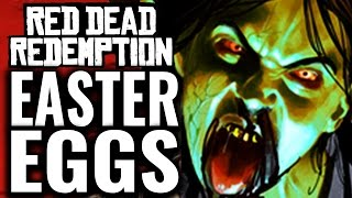 Red Dead Redemption Hidden Easter Eggs & Movie Reference