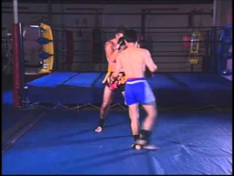 Basic Footwork, Punches & Elbows for Muay Thai Image 1