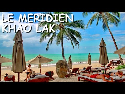 Le Meridien Khao Lak Beach & Spa resort - Thailand Best Hotels - Лучшие Отели Таиланда