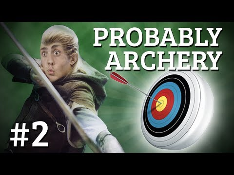Shooting Naked Men | Probably Archery #2