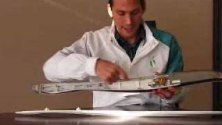 David Calder's Olympic Torch Relay Video Blog