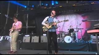 Two Door Cinema Club - Pepsi Music 2013 - 03-04-2013