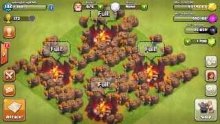 "Clash of Clans - ""ALL WALLBREAKER TROLLING!"" Attacking at 0 Cups With Wallbreakers! Zero-Hero EP1"