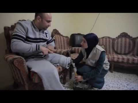 Helping Syrian refugees access much-needed healthcare in Lebanon