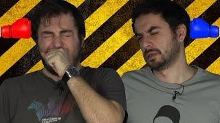 Limon Tuzu Cezalı Boks Oyunu
