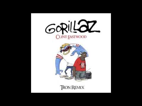 Gorillaz - Clint Eastwood (Tron Remix)