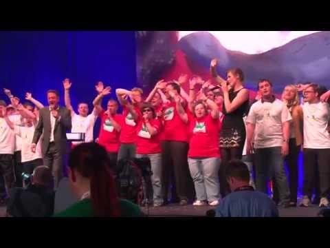 19.05.2014 - Tag 1: Eröffnungsfeier der Special Olympics Düsseldorf 2014