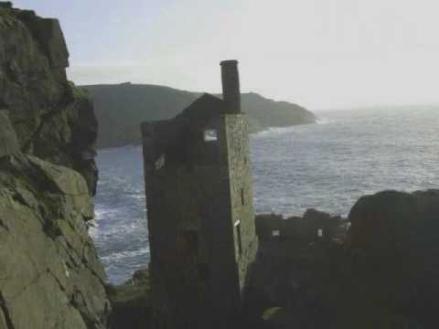 TIN MINES, NORTH PENWITH COAST, CORNWALL