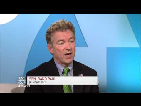 Rand Paul on How To Win Iowa and the Presidency | PBS News Hour