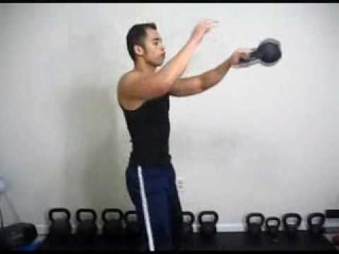 Killer Weight Loss Kettlebell Home Workout! I Lost 100lbs! Image 1