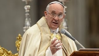Pope Francis Goes Off On Capitalism  11/27/13