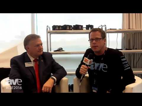 ISE 2016: Gary Kayye Interviews Jason McGraw, Senior VP of Expositions of InfoComm