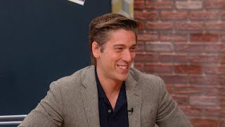 "Rachael and Donald Trump? ""ABC World News Tonight"" Host David Muir Shares His Dream Dinner Party …"