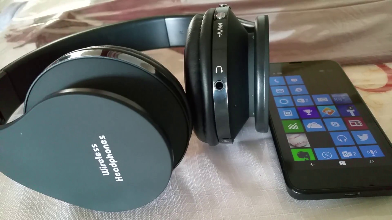 Pairing bluetooth
