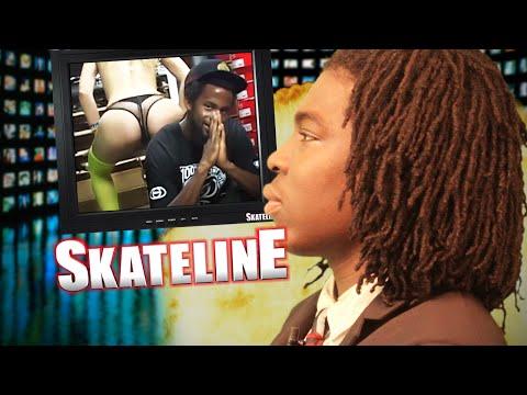 SKATELINE - Jack Olson, Yuri Facchini, Milton Martinez, Big Air Dog, Skate Vision Trend Alert