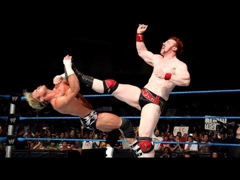 Sheamus & Mysterio vs. Ziggler & Del Rio: SmackDown, July 20,2012