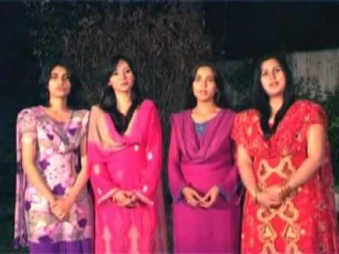 Best Urdu Hindi Christmas Song TARON KI ROSHINI MEIN by Pastor Abid Rogers Bhatti.DAT