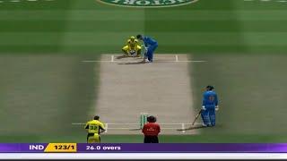 Rohit Sharma's 171 runs of 163 balls VS Australia   AUS VS IND 1st ODI 2016   EA Sports Cricket 07