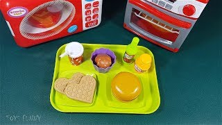 Toys Kitchen Soups Cooking and Toys Burger Cooking