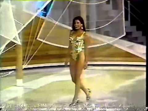 SEÑORITA BOGOTÁ 1992 KATHY SÁENZ HERRERA