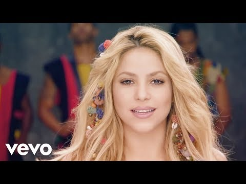 Shakira - Africa (Spanish Version)
