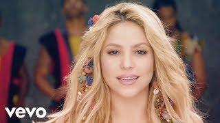 Клип Shakira - Waka Waka (Esto es Africa)