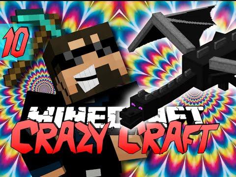 Minecraft CRAZY CRAFT 2.0   REVENGE!! [10]