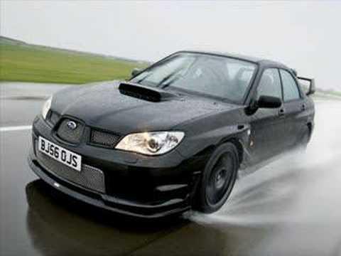 2007 Subaru Impreza WRX STi RB320