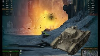 World of Tanks -  T7 Combar Car|#1