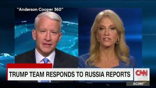 Kellyanne Conway Conflates CNN & Buzzfeed   The View