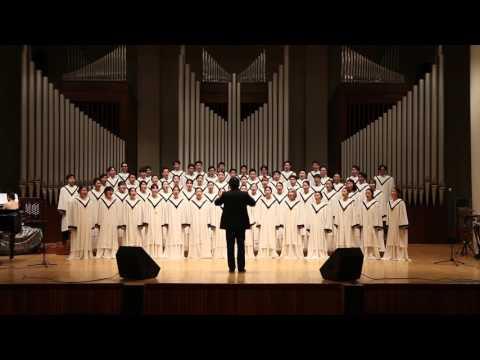 George Frideric Händel : Judas Maccabaeus - REJOICE O JUDAH. HALLELUJAH, AMEN / Westminster Choir