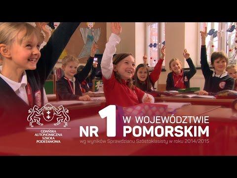 Gdańska Autonomiczna Szkoła Podstawowa - Zapraszamy!