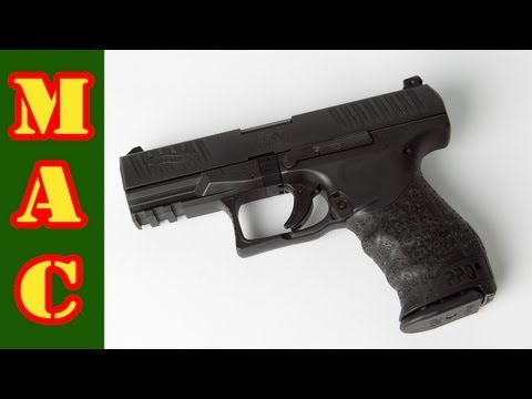 Walther PPQ 9mm Review