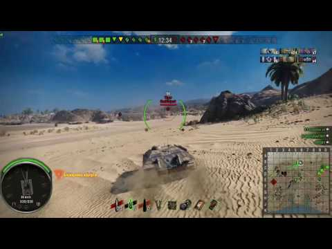 KBA3AP47 playing World of Tanks on Xbox One
