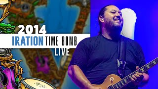 Iration Time Bomb Live 2014 California Roots