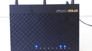 ASUS RT-AC66U-A1 Dual-Band 802.11ac