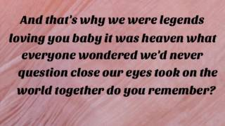 download lagu Legends - Kelsea Ballerini gratis