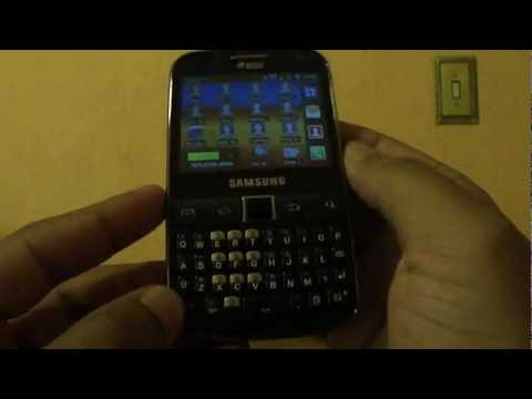Unboxing Samsung Galaxy Y Pro Duos - Português