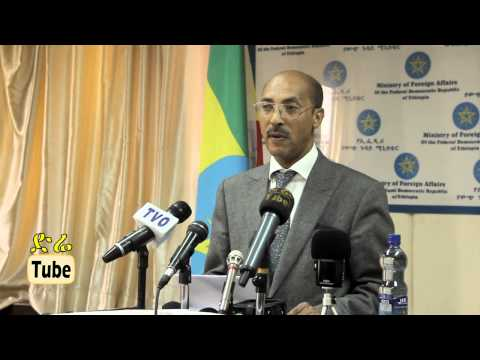 DireTube Video - Press release on Ethiopians coming back from Libya