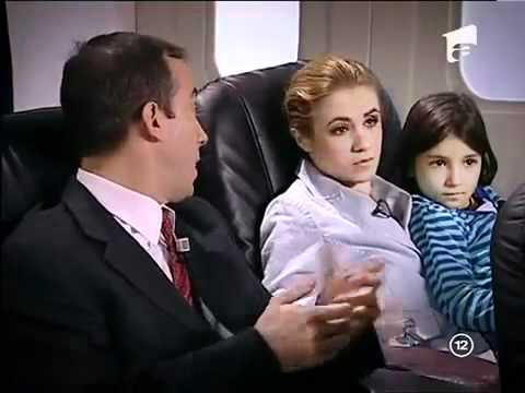 In Puii Mei - Mucea Si Flocea In Avion 11.12.2011 video