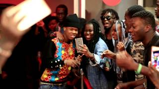 download lagu Nasty C And Runtown Arrived For Their Performance In gratis
