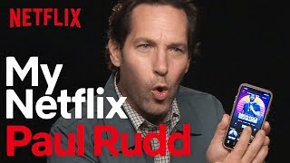 Paul Rudd's Top TV and Favourite Movies | My Netflix