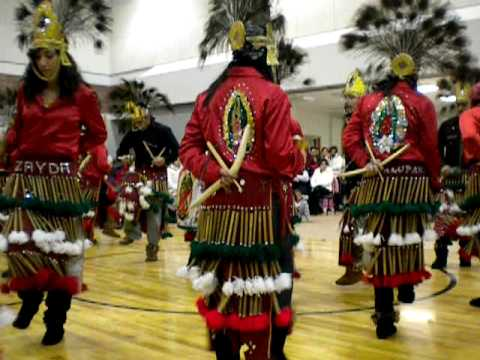 Danza La Guadalupana de walla walla washington