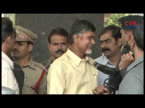 AP CM Chandrababu Naidu to Visit Polavaram Project Tomarrow | CVR NEWS