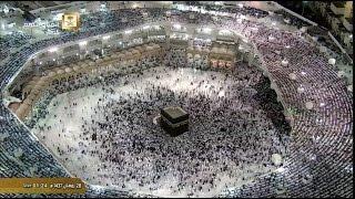 28th Ramadan 1437 Makkah Tahajjud sheikh Shuraim صلاة التهجد من مكة المكرم لليلة 28