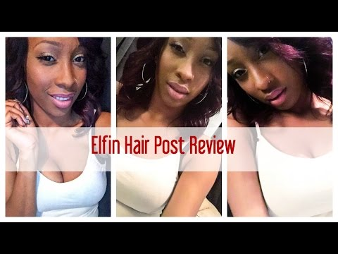 Post Review Ali Express l Elfin Hair Malaysian Body Wave