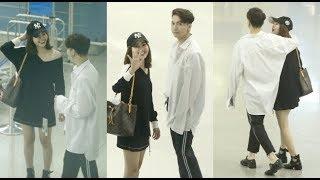 ST đưa Lan Ngọc ra sân bay đi Hàn tham dự LHP Busan