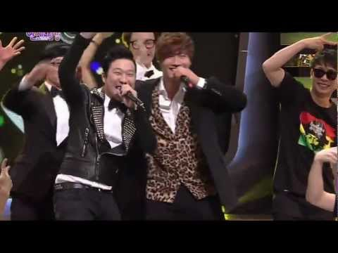 Kim Jong Kook & HaHa - 2011 SBS  Special Stage - December + Rosa