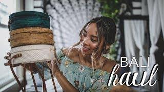 Bali Haul: Souvenirs & Things I Bought